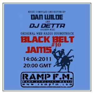 Black Belt Jams #10 inc. DJ Detta Guest Mix