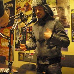 Emission La Voix du HipHop en special guest PARANOYAN 18 décembre 2010