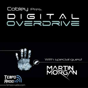 Martin Morgan - Digital Overdrive EP146 (Guest Mix)