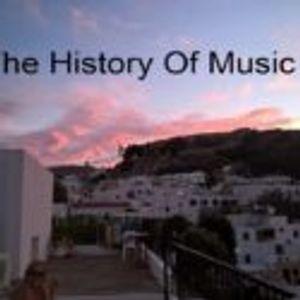 History Of My Music - 8th Nov 2017