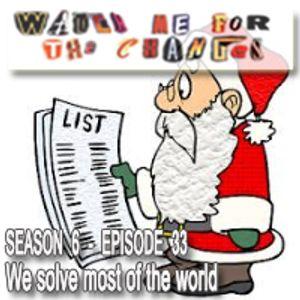 WM4TC: Origins - We solve most of the world