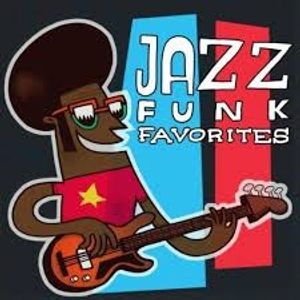 Mr K's Jazz Funk Faves 17042017