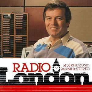 Extract of Tony Blackburn's BBC Radio London Soul Show Summer 1984