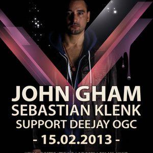 dJ oGc Deep House Mix @ Urban DanceFest, Tamarind Club Leipzig - 15-02-2013