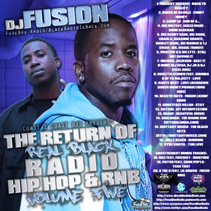 Return of Real Black Radio, Hip-Hop & R&B Vol. 5