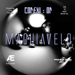 Maquiavelo @ Conexi-On at Azlack Room Studio 2017-08-18