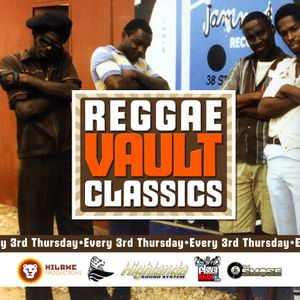 Highlanda Live from Reggae Vault Classics 5 at The Sound Table
