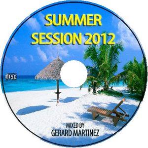 GERARD MARTINEZ SUMMER SESSION 2012