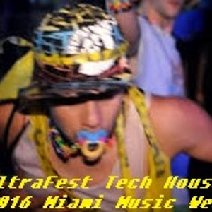ULTRA FEST 2016 Tech House Miami Music Week 2016