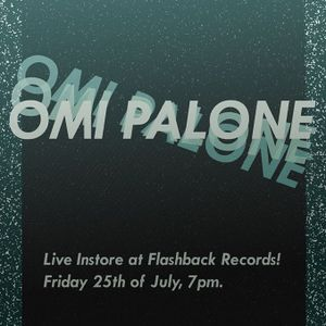 Omi Palone mix for Flashback Records