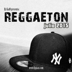 Reggaeton Mix Julio 2015