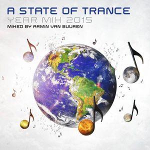 A State of Trance Yearmix 2015 (Mixed by Armin van Buuren CD1)