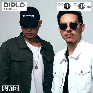Rawtek - Diplo and Friends (2017-10-29)