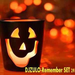 DJZULO-Remember SET 29.10.2012