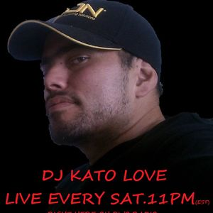 RWS RADIO PRESENTS DJ KATO LOVE HOUSE MIX 4 4 14
