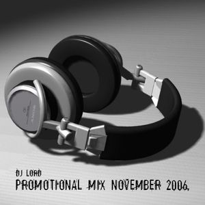Promotional DJ Mix November 2006