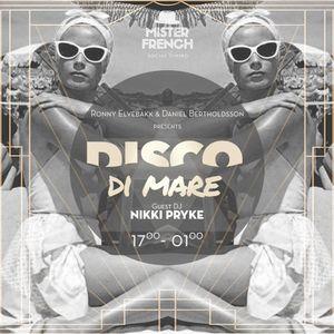 Daniel Bertholdsson Live @ Disco di mare 2017-06-22