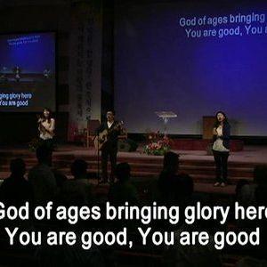2013/05/19 HolyWave Praise Worship