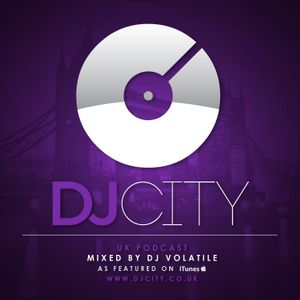 DJ City UK Podcast - Volume 1