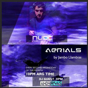 """""""AERIALS""""  Nube Music"""