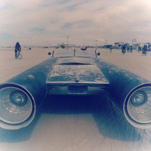 John Acquaviva live from Burning Man, September 2016
