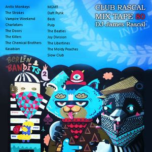 Club Rascal Mix Tape 80
