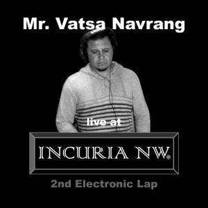 Mr. Vatsa Navrang live at Incuria NW 2nd Electronic Lap