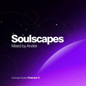 Concept Audio Podcast #9: Andrei — Soulscapes