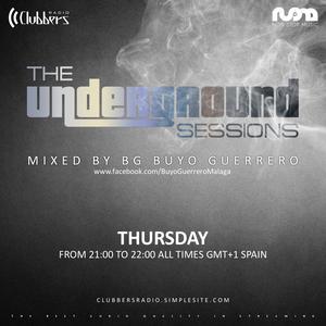 BG - The Undergroud Sessions 009 (Jueves 31 Marzo 2016)