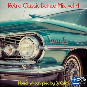 DJ Kosta - Retro Classic Dance Mix Volume 4