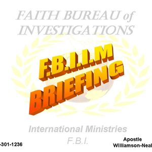 FBIIM BRIEFING: Midnight Message #14_15: Thief and Thief & The Power of the Prophetic