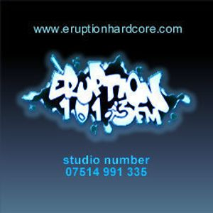 Eruption FM Show September 2010 (1992 Hardcore) Pt. 2