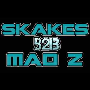 Mad Z B2B Skakes - Dub Intent