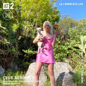 Club Aerobics w/ Bianca Oblivion & Berlin Disaster - 12th May 2021