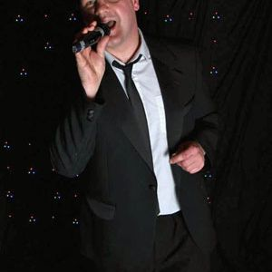 Jon Chapman Vocalist North Wales Showcase