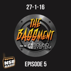 The BASSment feat. The HTDJ Soundsystem - EP5 [NSB Radio]