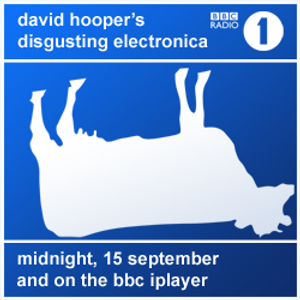 David Hooper's Disgusting Electronica - 16 Sep 08