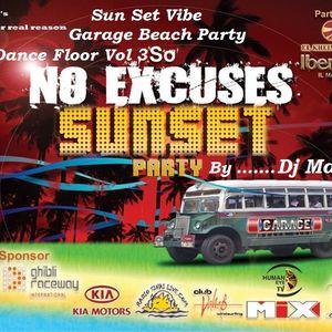Promo Sun Set Vibe Garage Beach Party Club By Dj Maro 2011 Dance Floor Vol 3