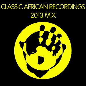 "Mr Bongo presents ""Classic African Recordings Mix 2013' 