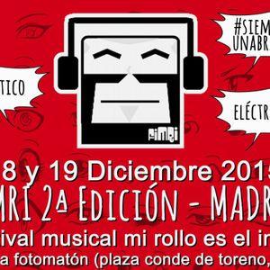 FIMRI 2ª Edición (@Fotomatón Madrid 19-21-15)