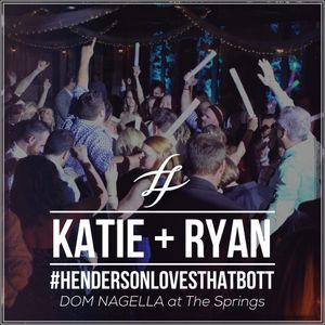 Katie + Ryan LIVE Wedding Mix | The SPRINGS - McKinney, TX 3.25.17 @domnagella