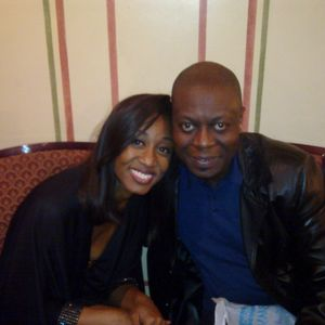 Sly & Beverley Knight Interview Recorded in London on 26-May-2011