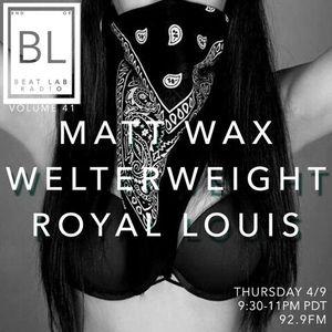 Matt Wax - Exclusive Mix