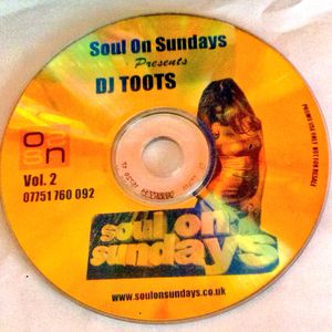 Soul On Sundays Volume 2 (2004) CloudCast By DJToots2len