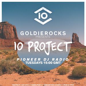 Goldierocks presents IO Project #004