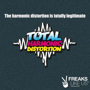 The harmonic distortion is totally legitimate [FLU048] compiled & mixed by Lars Schneemann