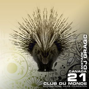 Club du Monde @ Canada - DJ Graqc - nov/2010