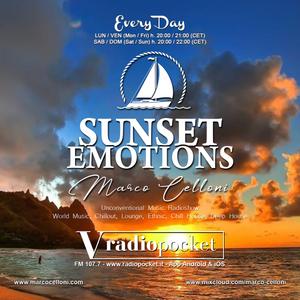 SUNSET EMOTIONS Radio Show 513/514/515 (01-02-03/09/2021)