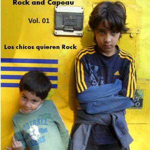 Los Chicos Quieren Rock - Vol. 01