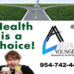 Our choices will determine our future health